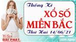 Thống Kê XSMB 14/06/2021 Hôm Nay - Thống Kê Xổ Số Miền Bắc Đại Phát Thứ 2