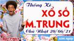 Thống Kê Xổ Số Miền Trung 20/06/2021 - Thống Kê XSMT Chủ Nhật 20/06/2021