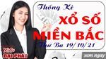 Thống Kê XSMB 19/10/2021 Hôm Nay - Thống Kê Xổ Số Miền Bắc Đại Phát Thứ 3